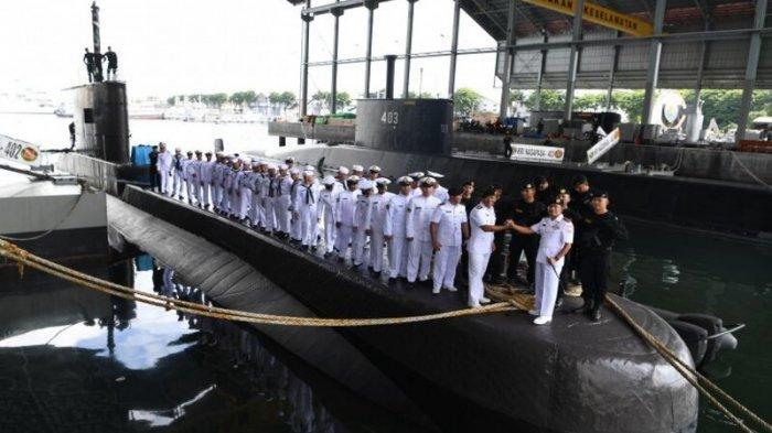 Ada 53 Orang di Kapal Selam KRI Nanggala-402 yang Hilang di Utara Bali