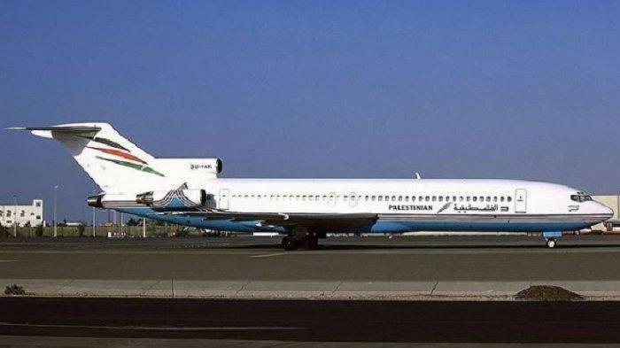 Maskapai Penerbangan Palestina Airlines Tutup Selamanya