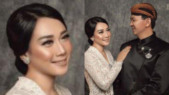 Terungkap Foto Pernikahan Ahok (BTP) dan Puput Nastiti, sang Istri Disebut-sebut Mirip BCL