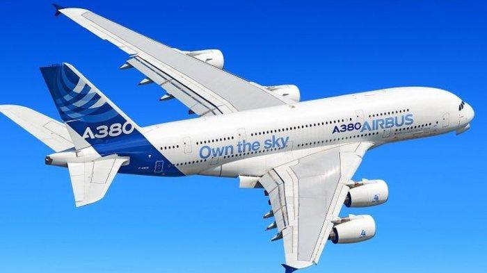 Airbus Berhenti Produksi Pesawat Jumbo A380
