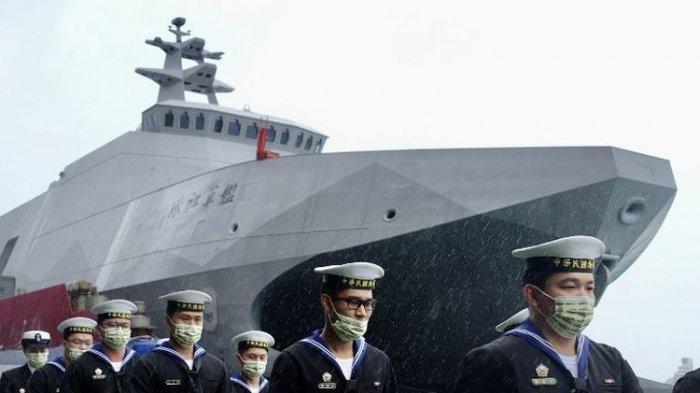 Bersiap Hadapi China, Taiwan Bikin