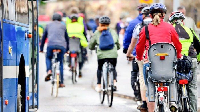 Setelah Wabah Corona Mereda, Negara-negara Eropa Gagas Penggunaan Sepeda