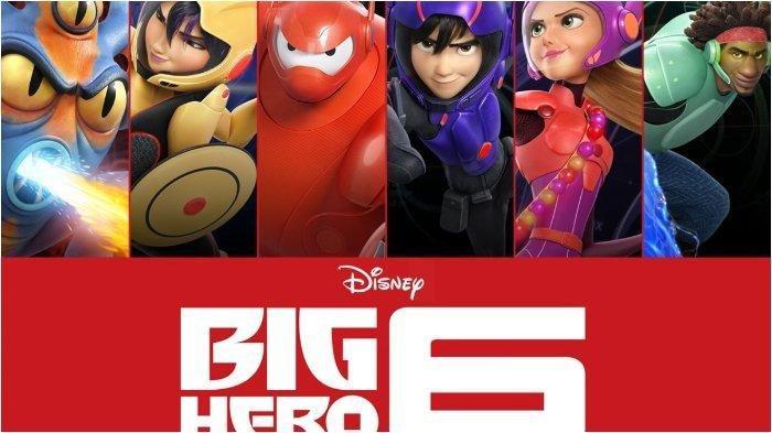 FILM - Big Hero 6 (2014)