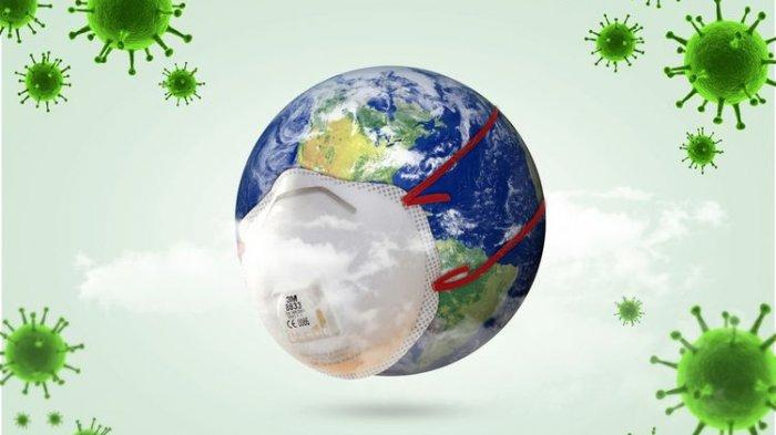 Virus Corona China Beri Dampak Tak Terduga pada Lingkungan