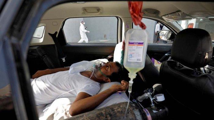 Covid-19 di India, 400.000 Kasus Baru dan Hampir 4.000 Kematian dalam Sehari