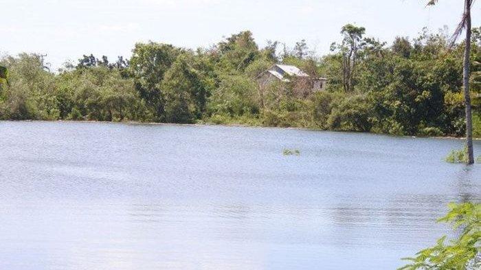 Setelah Siklon Seroja, Muncul Danau Baru di NTT