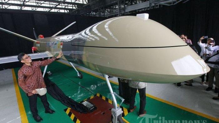 Drone Buatan Indonesia Mampu Terbang 24 Jam dengan Ketinggian 23 Ribu Kaki