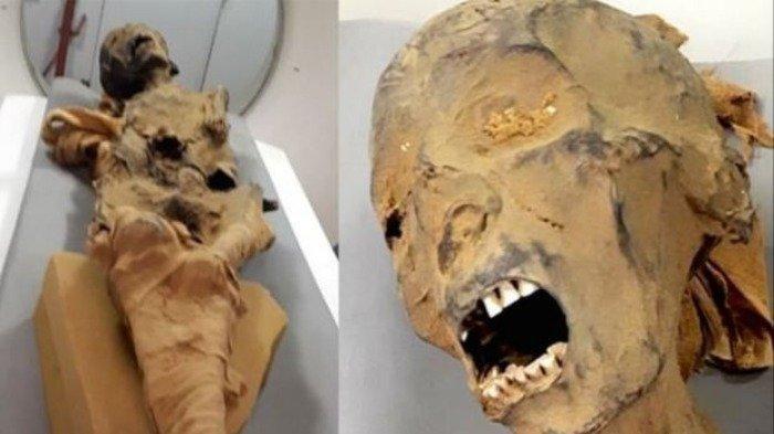 Para Ahli Berhasil Ungkap Misteri di Balik Ekspresi Ketakutan Mumi Berusia 3.000 Tahun