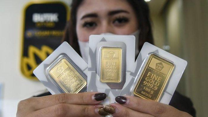 Daftar Harga Emas Batangan 0,5 Gram hingga 1 Kg