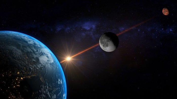 Daftar Fenomena Langit Indonesia Sepanjang Bulan Juli 2021 Ini