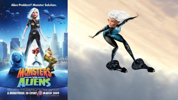 FILM - Monsters vs. Aliens (2009)