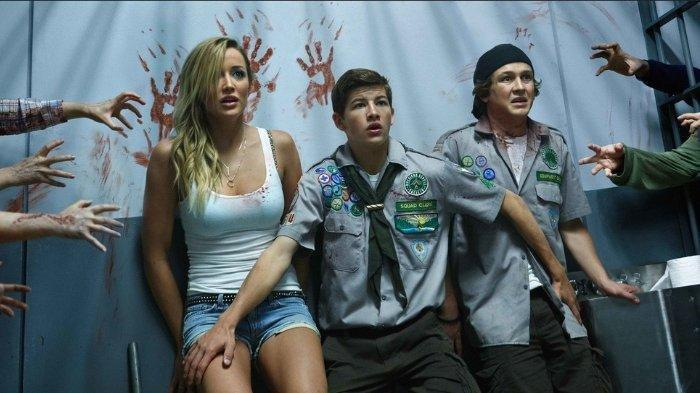 FILM - Scouts Guide to the Zombie Apocalypse