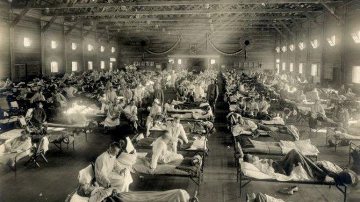 Lebih Mengerikan dari Covid-19, Flu Spanyol dari China Pernah Tewaskan 50 Juta Orang