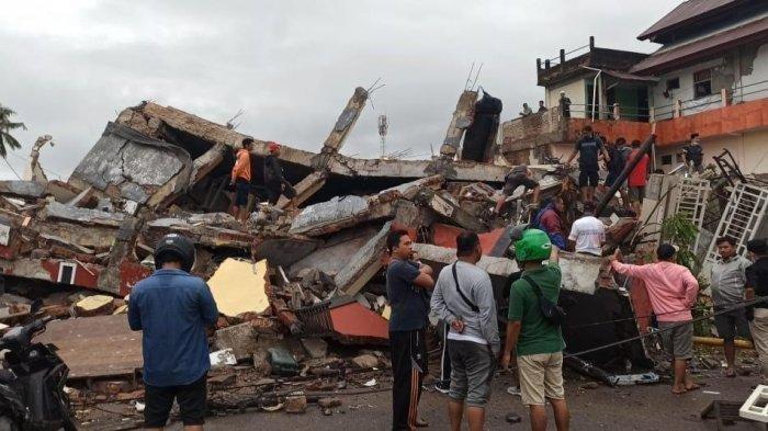 Penjelasan BMKG soal Potensi Gempa M 8,7 dan Tsunami 29 Meter