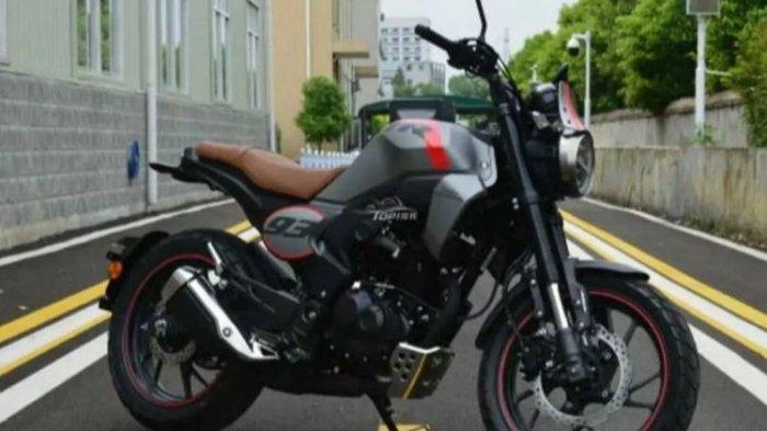 Desain Baru Honda CB190TR, Tampang Neo Retro