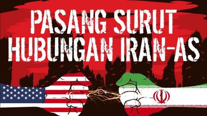 Amerika VS Iran Trending di Twitter, Begini Fakta Hubungan Kedua Negara Sejak Puluhan Tahun Lalu