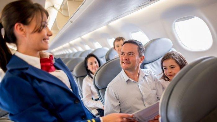 Ada 5 Hal yang Bisa Diminta Penumpang Saat Penerbangan, Salah Satunya Obat Sakit Kepala