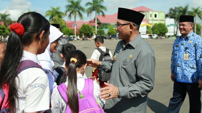 Jadwal Masuk Sekolah Tingkat SD, SMP & SMA, Termasuk Syarat untuk Cegah Corona di Sekolah