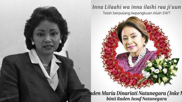Inke Maris, Penyiar Legendaris TVRI Meninggal Dunia 31 Desember 2020