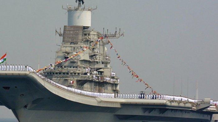 India Bangun Kapal Induk Bertenaga Nuklir