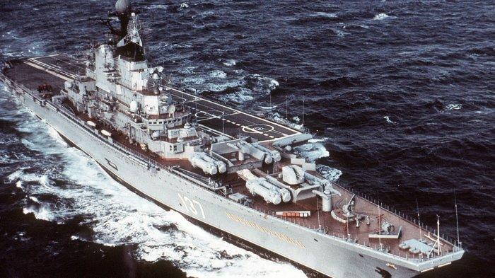 Soviet Pernah Menukar Puluhan Kapal Perang dengan Minuman Kaleng