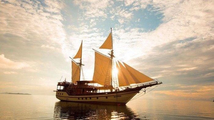 Keunikan Kapal Pinisi Buatan Suku Bugis di Makassar, Dirakit Tanpa Paku