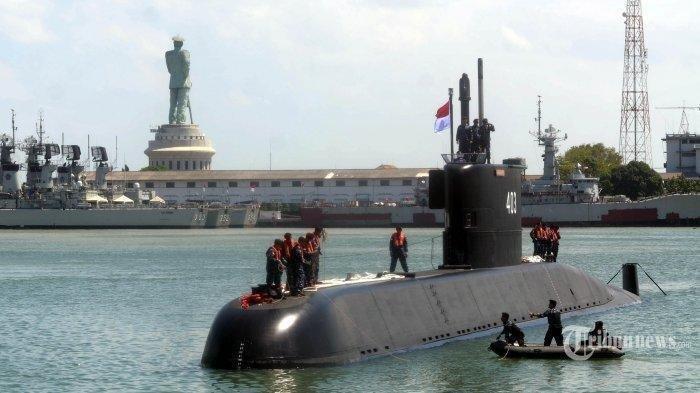 Akhir Tahun 2020, TNI Angkatan Laut Sudah Gunakan Kapal Selam Buatan Sendiri