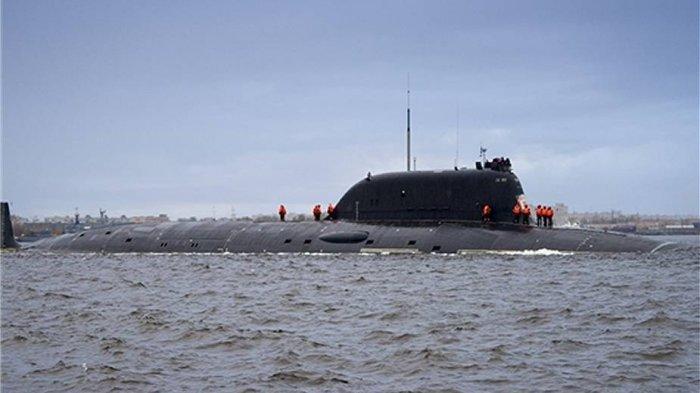 Kazan, Kapal Selam Nuklir Tercanggih Buatan Rusia