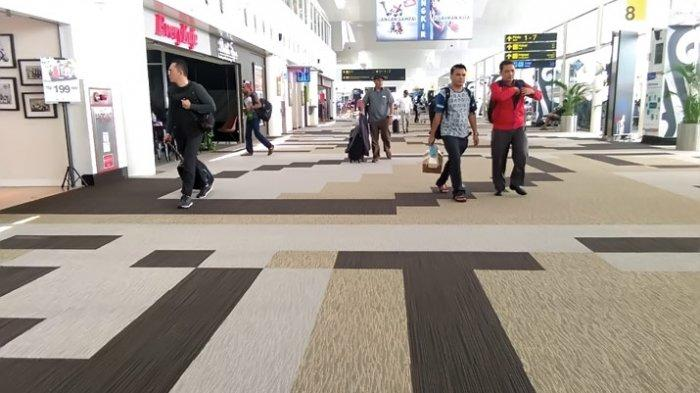 Mengapa Lantai Bandara Dilapisi Karpet? Ini Alasannya