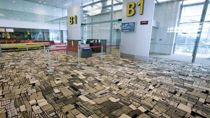 Alasan Mengapa Lantai Bandara Dilapisi Karpet, Bukan Sekadar Estetika