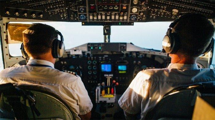 Kode Rahasia Pilot yang Menandakan Pesawat akan Jatuh