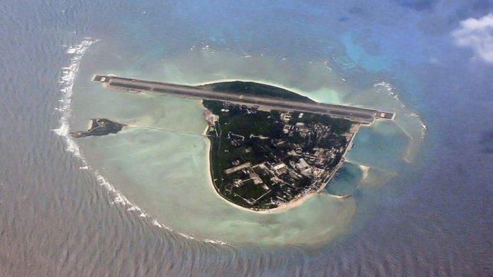 Ini Alasan Mengapa Kekuatan Militer China di Pulau Buatan Sulit Ditandingi Negara Manapun di ASEAN