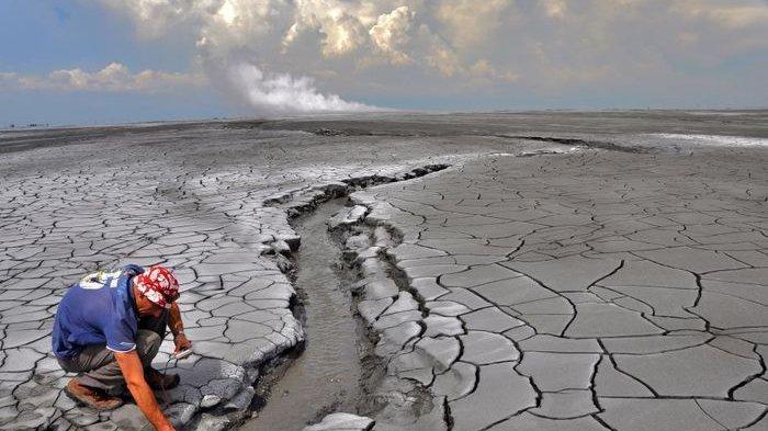 Studi Terbaru: Lumpur Lapindo Sumber Emisi Gas Metana Terbesar di Bumi