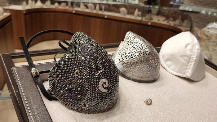 Masker Berlapis Berlian Ini Memiliki Harga Rp 21 Miliar, Termahal di Dunia?