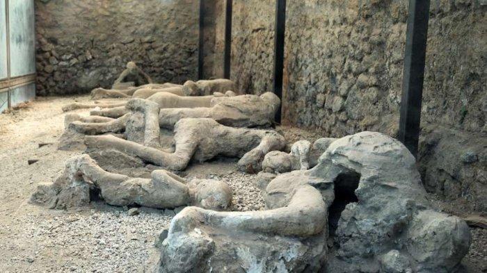 Fakta Letusan Gunung Vesuvius, Musnahkan Kota dan Penduduknya hanya Dalam 15 Menit
