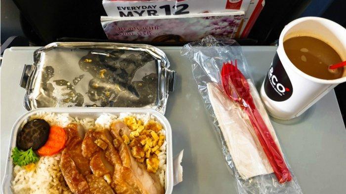 9 Rahasia Tentang Makanan di Pesawat yang Perlu Kamu Ketahui