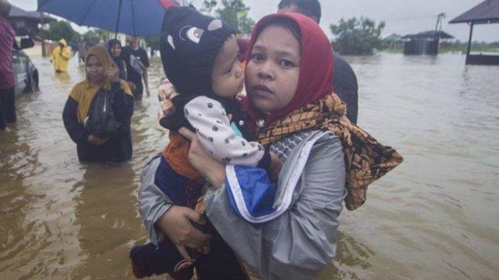Jangan Sumbang Susu untuk Korban Bencana di Pengungsian, Ini Alasannya