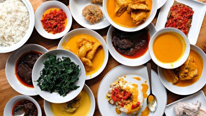 Tradisi Hidang Rumah Makan Padang Tak Sembarangan, Butuh Keahlian Khusus