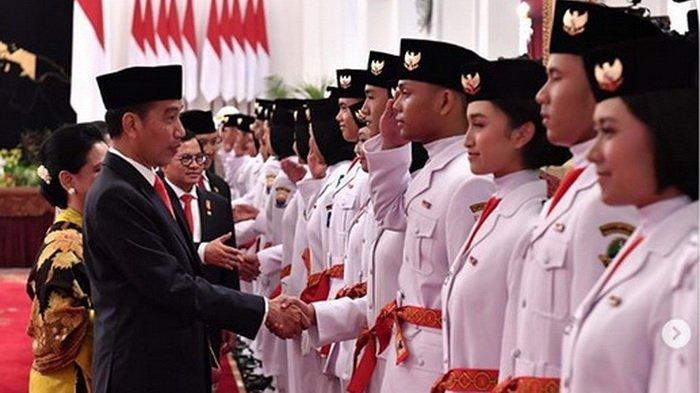 Sejarah Paskibraka, Berawal dari Perintah Presiden Soekarno