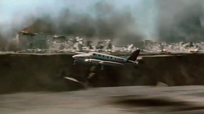 Apa yang Terjadi di Pesawat Terbang Ketika Gempa Bumi Berlangsung?