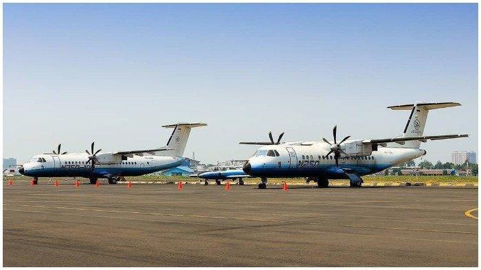 Mengenal Pesawat N250 Gatot Kaca dan R80 Rancangan Putra Terbaik Bangsa