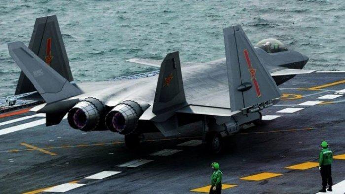 Takut Dibajak, China Larang Ekspor Jet Tempur Siluman J-20