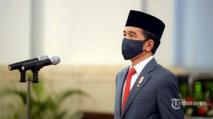 Jokowi: Saya Minta Hal Sederhana, Tinggallah di Rumah jika Tak Ada Kebutuhan Mendesak