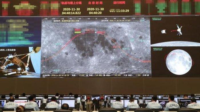 China Masuki Area Bulan yang Belum Terjamah Manusia Sebelumnya