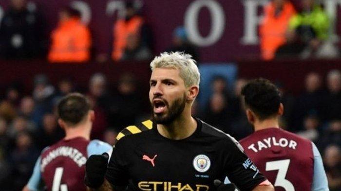 Malam Bersejarah Sergio Aguero, Raja Hattrick Premier League