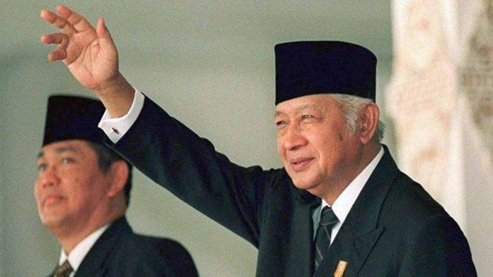 Profil Presiden Kedua RI: Soeharto
