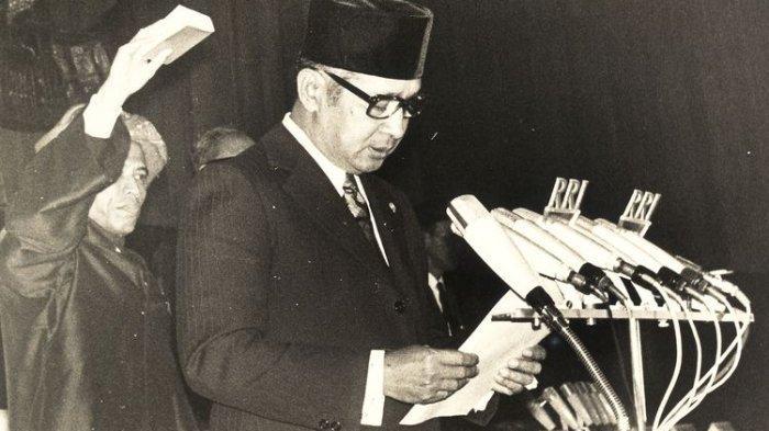 Profil Presiden Kedua RI: Soeharto, Masa Jabatannya Paling Lama