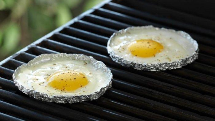 Terlalu Banyak Makan Telur dapat Mengganggu Keseimbangan Hormon