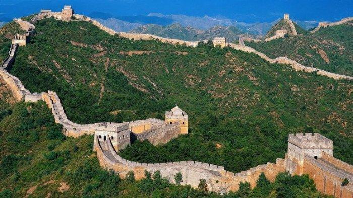 20 Fakta Unik di Balik Megahnya Tembok Besar China