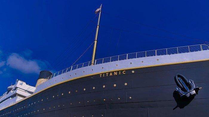 Para Insinyur Membangun Ulang Kapal Titanic, Dijadwalkan Berlayar Pada Tahun 2022